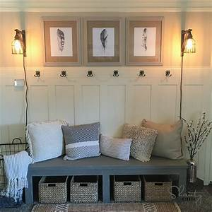 DIY Board and Batten Wall & YouTube Video! - Shanty 2 Chic