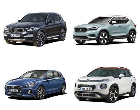 Top 4 Cars Introduced In Singapore In March 2018