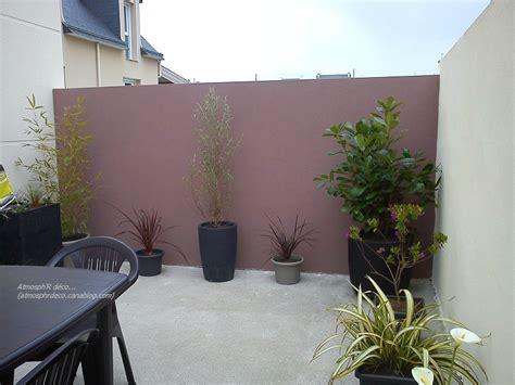 quot colorer un muret de terrasse quot atmosph r d 233 co