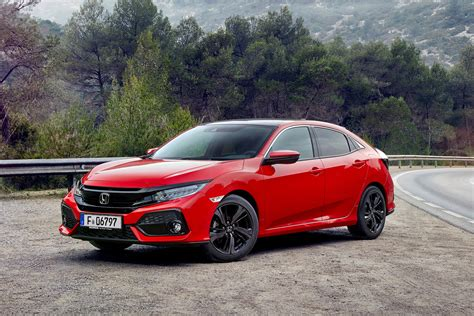 New Honda Civic Hatch Revealed In Official Pics Pictures