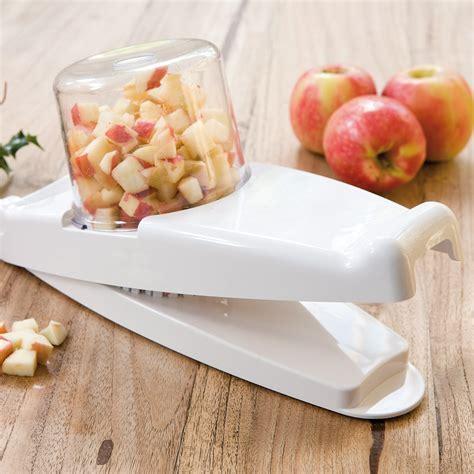 Nicer Dicer: Fruit Slicer & Vegetable Chopper