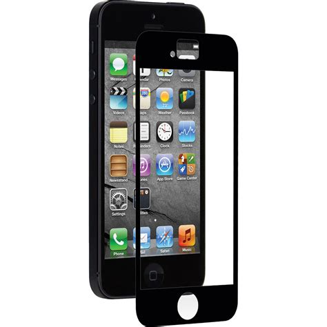 screen protector iphone 5 moshi ivisor ag screen protector for apple iphone 5 99mo020921
