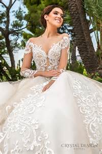 2017 Crystal Design Wedding Dresses