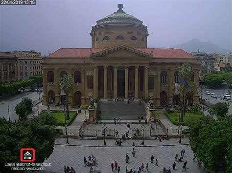 romania  teatro massimo  hd webcam palermo
