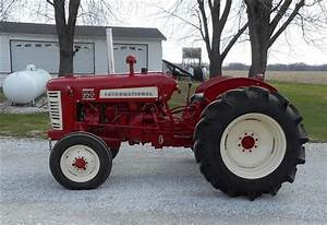 Farmall 350 Diesel Utility Tractor For Sale