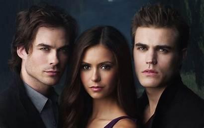 Vampire Diaries Desktop Damon Tvd Vampires Wallpapers