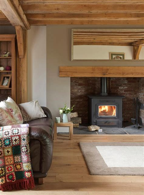 country living room ideas with fireplace the 25 best cottage fireplace ideas on stove