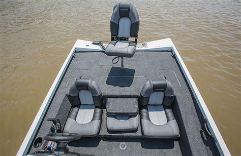Boat Parts Vt by Crestliner Vt 19 19 Foot Aluminum Bass Fishing Boats