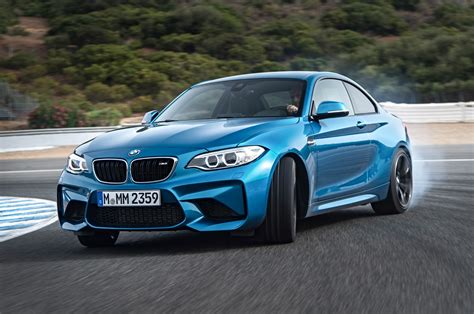 2016 Bmw M2 Debuts With Flared Bodywork, 365 Hp, And A