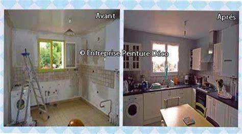 repeindre des 駘駑ents de cuisine cuisine peindre de quelle couleur peindre les murs du0027une cuisine la faence