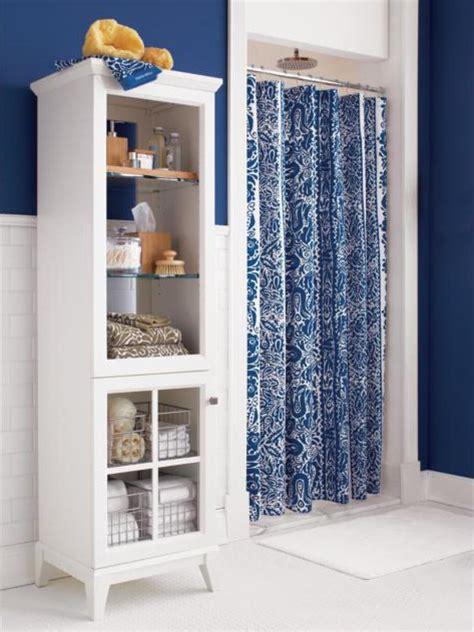 blue shower curtain shower curtain blues hgtv