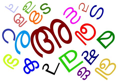 filemalayalam letters colashpng wikimedia commons