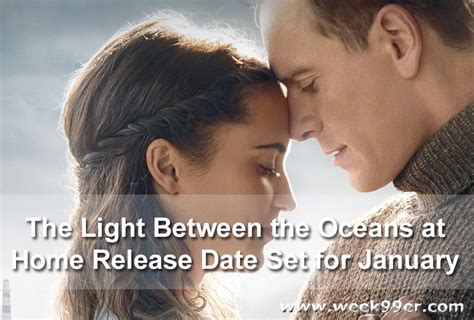 the light between the oceans at home release date set for january lightbetweenoceans
