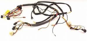 Headlight Engine Bay Wiring Harness 89