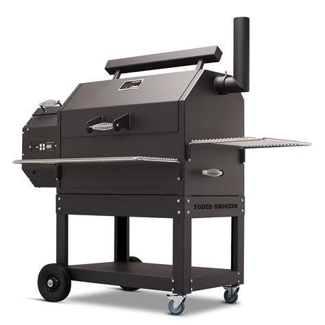 wood pellet smokers yoder smokers ys640 pellet grill all things bbq