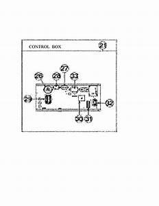 Control Box Diagram  U0026 Parts List For Model Urkaa036j Ruud