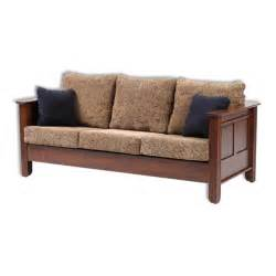 Woodan Sofa by Solid Wood Sofa Designs An Interior Design