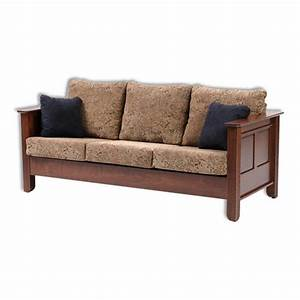 Solid wood sofa designs an interior design for Wood sofa