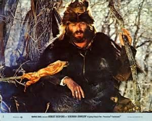 Robert Redford Jeremiah Johnson Mountain Man