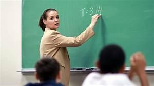 New Teachers  How To Develop  U2018the Look U2019