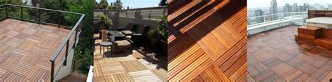 ipe roof decking tiles for oakland and san francisco