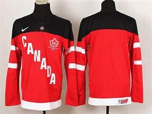 Ecseller Official Mens Reebok Nhl Team Canada Blank 2014