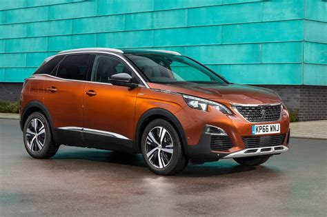 Peugeot Car : Peugeot 3008 Wins Car Of The Year 2017 By Car Magazine