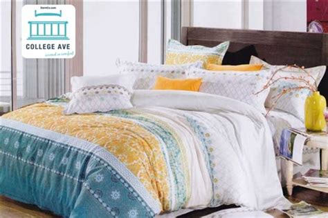 twin xl comforter set college ave dorm bedding