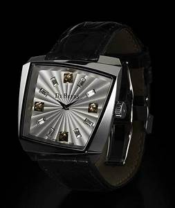Debeers Talisman Watch Collection For Style Conscious Men