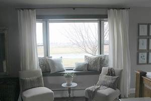 top bay window ideas living room on creative treatment for With window designs for living room