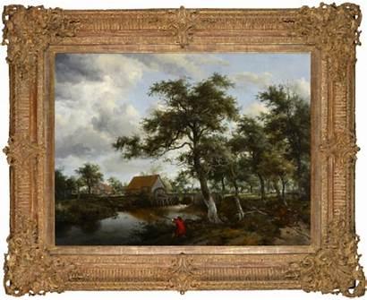 Paintings Framing Before Masters Master