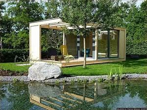 Gartenhaus Modernes Design : gartenhaus holz design die neuesten innenarchitekturideen ~ Markanthonyermac.com Haus und Dekorationen