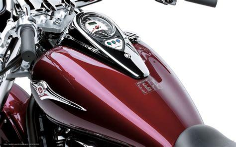 Download Wallpaper Kawasaki, Cruiser, Vn900 Classic, Vn900
