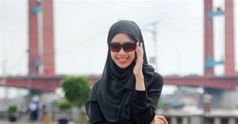 kivitz hijabers palembang anniversary ampera bridge