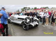UNIQUE Rolls Royce with Spitfire Merlin V12 engine