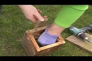 Hühnertränke Selber Bauen : video vogelnistkasten selber bauen so wird 39 s gemacht ~ A.2002-acura-tl-radio.info Haus und Dekorationen