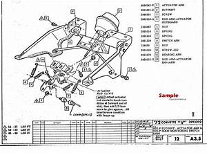 1972 Corvette Factory Assembly Instruction Manual