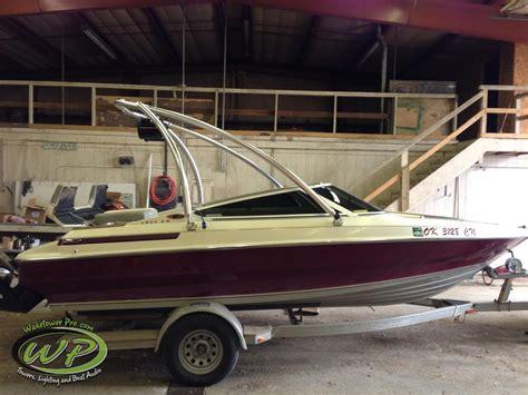 Crownline Vs Regal Boats by Wakeboard Tower Boat Tower Waketower Speakers Pontoon