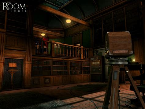 The Room 3 New Screenshots Showcase New Location Touch