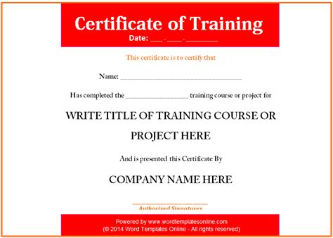 Trainingcertificatetemplate02g. Statement Of Net Worth Template. Reference Letter Template For Employee. Letter To Judge Format Template. Sales And Marketing Plan Templates. Avery Gift Certificate Template. Marine Corps Force Recon Template. Restaurant Hostess Resume Samples Template. Workshop Model Lesson Plan Template
