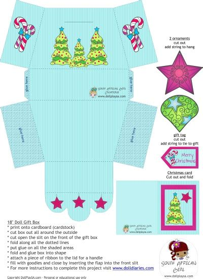 Toy Box Label Template Doll Clothes by 7 Best Images Of Printables For Your Dolls American Girl