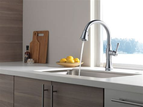 Faucet.com   9197 AR DST in Arctic Stainless by Delta