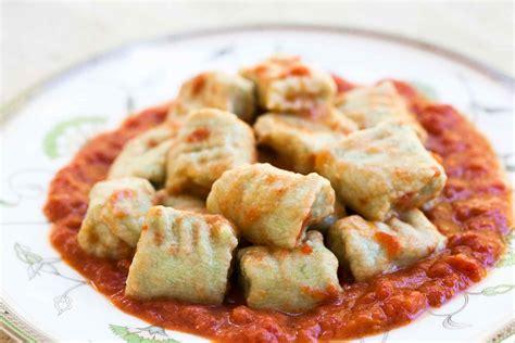 cuisine provencal spinach ricotta gnocchi recipe simplyrecipes com