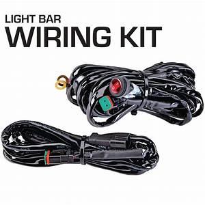 Light Bar Wiring Kit