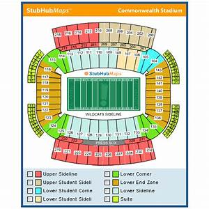 University Of Kentucky Commonwealth Stadium Events And