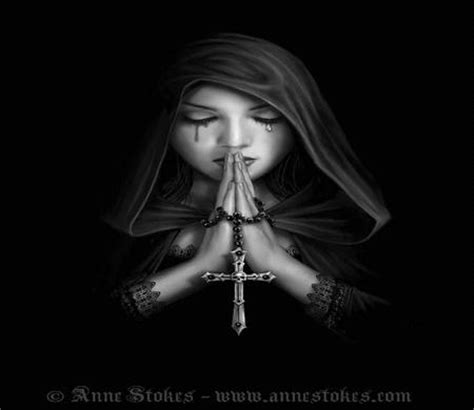 gothic pray fantasy abstract background wallpapers