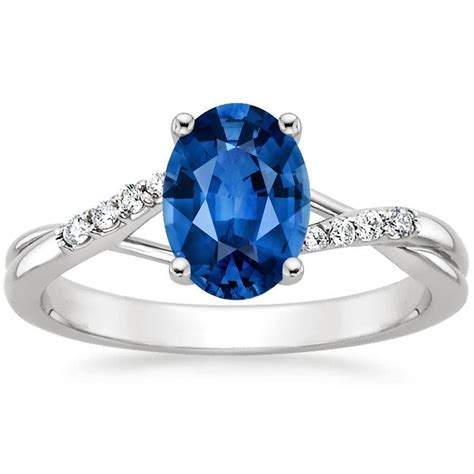 Gemstone Engagement Rings  Brilliant Earth