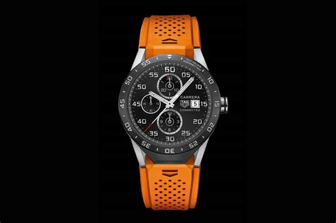 Introducing The Tag Heuer Connected, The First Swiss