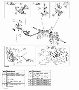 2004 Ford Taurus Brake Line Diagram