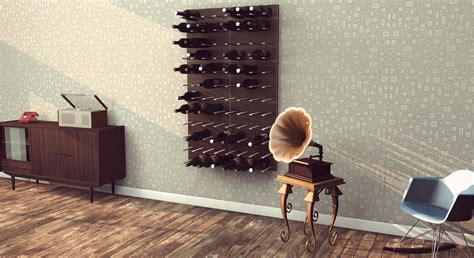 mid century modern bookcase with glass modern wall wine rack into the glass decorating modern